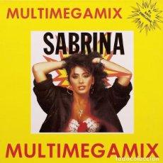 Discos de vinilo: SABRINA – MULTIMEGAMIX (ESPAÑA, 1987). Lote 135366778
