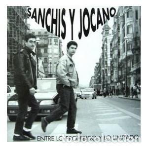 SANCHIS Y JOCANO – ENTRE LO PROHIBIDO Y LO LIMITADO (ESPAÑA, 1992) (Música - Discos - LP Vinilo - Grupos Españoles de los 90 a la actualidad)