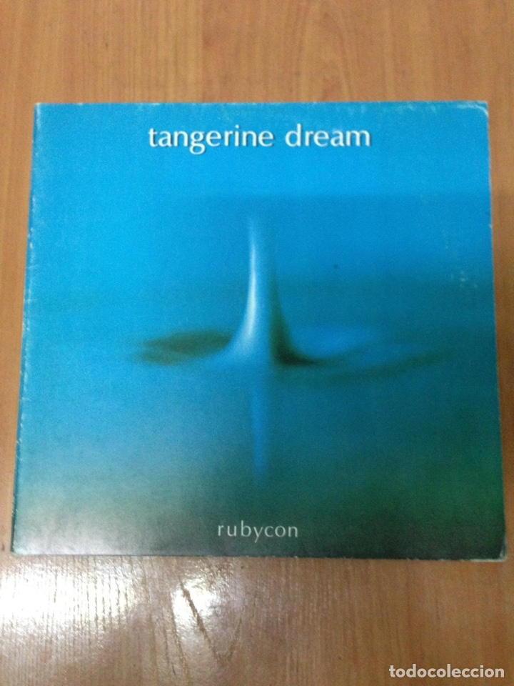 Tangerine dream rubycon - Sold at Auction - 135384610
