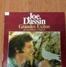 Discos de vinilo: JOE DAS SIN GRANDES EXISTOS. Lote 135384879