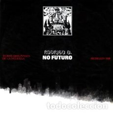 Discos de vinilo: VARIOUS - RODRIGO D. NO FUTURO - 2015 BEAT GENERATION RECORDS 180 GRAM VINYL REISSUE. Lote 135401214