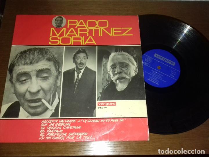 LP - PACO MARTINEZ SORIA - PACO MARTINEZ SORIA - YEAR 1996 - EDITION SPANISH (Música - Discos - LP Vinilo - Otros estilos)