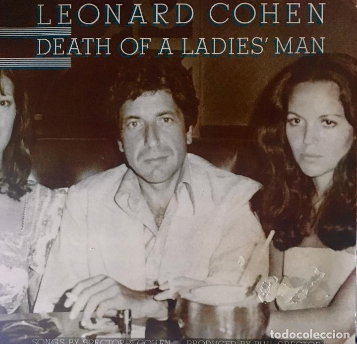 LEONARD COHEN (Música - Discos - LP Vinilo - Cantautores Extranjeros)