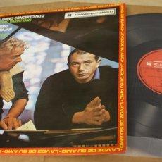 Dischi in vinile: LP ALEXIS WEISSENBERG. HERBERT VON KARAJAN. RACHMANINOV PIANO CONCERTO Nº 2. LA VOZ DE SU AMO, 1973. Lote 135416574