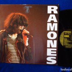 Discos de vinilo: RAMONES - LET'S DANCE - LIVE AT MASSACHUSETTS 1976 -. Lote 135393614