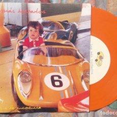 Discos de vinilo: LOS MÁS TURBADOS - LULLABY (GRITA!, 1996). Lote 135429430