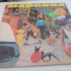 Discos de vinil: MADONNA, EVERYBODY MAXI. Lote 135434782
