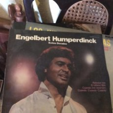 Discos de vinilo: - ENGELBERT HUMPERDINCK. Lote 135446550