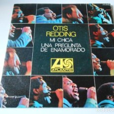 Dischi in vinile: OTIS REDDING, SG, MI CHICA (MY GIRL) + 1, AÑO 1969. Lote 135449698