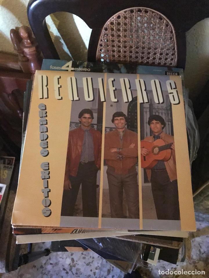 REQUIEBROS GRADES EXITOS (Música - Discos - LP Vinilo - Cantautores Extranjeros)