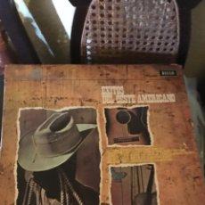 Discos de vinilo: FRANK CHACKSFIELD SU ORQUESTA Y COROS - EXITOS DEL OESTE. Lote 135452067