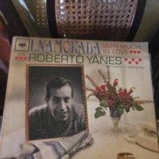 Discos de vinilo: ROBERTO YANES - ENAMORADA - LP. Lote 135458773