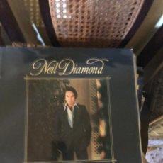 Discos de vinilo: NEIL DIAMOND ( I'M GLAD YOU'RE HERE WITH ME TONIGHT ) 1977 - HOLANDA LP33 CBS. Lote 135462303