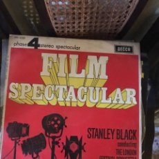Discos de vinilo: STANLEY BLACK FILM ESPECTACULAR. Lote 135463805