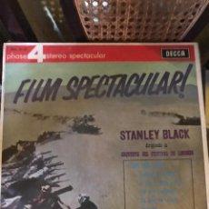Discos de vinilo: FILM ESPECTACULAR STANLEY BLACK. Lote 135464261