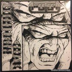 Discos de vinilo: ANESTESIA - GORROTOAREN AHOTSA - 2018 ESAN OZENKI RECORDS GATEFOLD SLEEVE REMASTERED REISSUE. Lote 135470018