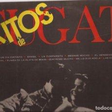 Discos de vinilo: LP-EXITOS DE CUGAT XAVIER CUGAT MERCURY 135316 SPAIN 1966. Lote 135484314