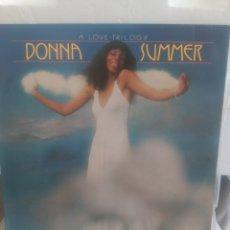 Discos de vinilo: A LOVE TRILOGY DONNA SUMMER. Lote 135493435
