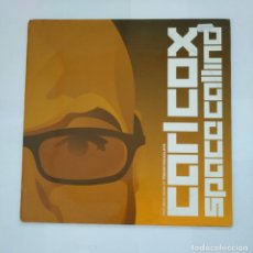 Discos de vinilo: CARL COX. - SPACE CALLING. ORIGINAL REMIX. TREVOR ROCKCLIFFE REMIX. MAXI SINGLE. TDKDA37. Lote 235986495
