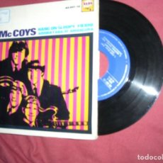 Discos de vinilo: THE MC COYS - EP HONG ON SLOOPY-FIEBRE-AARIBA Y ABAJO-AMARGURA 1966 SPA. Lote 135518658