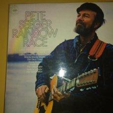 Discos de vinilo: LP PETE SEEGER. Lote 135518694