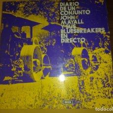 Discos de vinilo: LP JOHN MAYALL. Lote 135519826