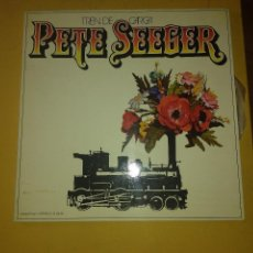 Discos de vinilo: LP PETE SEEGER. Lote 135521394
