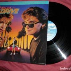 Discos de vinilo: PAPÁ CADILLAC (LICENSE TO DRIVE) LP BANDA SONORA 1988 MCA VER FOTOS. Lote 135521878