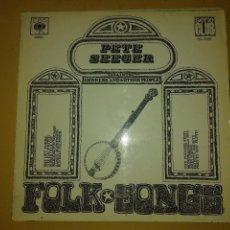 Discos de vinilo: LP PETE SEEGER. Lote 135522458