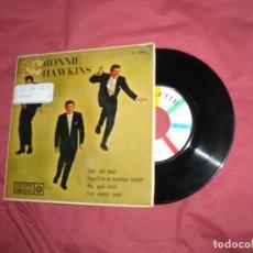 Discos de vinilo: RONNIE HAWKINS EP COLD COLD HEART 1961 EDICION SPA VER FOTO. Lote 135523086