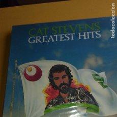 Discos de vinilo: LP CAT STEVENS. Lote 135524190