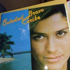 Discos de vinilo: LP SOLEDAD BRAVO. Lote 135524830