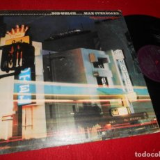 Discos de vinilo: BOB WELCH MAN OVERBOARD LP 1980 CAPITOL EDICION ESPAÑOLA SPAIN. Lote 135535158