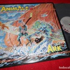 Discos de vinilo: THE ANIMALS ARK LP 1983 IRS EDICION ALEMANA GERMANY. Lote 135536206