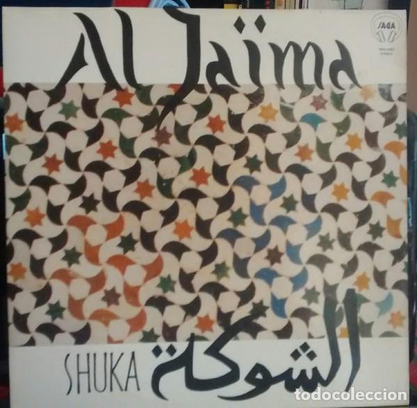 SHUKA – AL JAIMA (ESPAÑA, 1988) (Música - Discos - LP Vinilo - Étnicas y Músicas del Mundo)