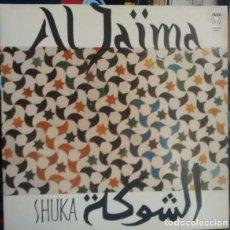 Discos de vinilo: SHUKA – AL JAIMA (ESPAÑA, 1988). Lote 135541406