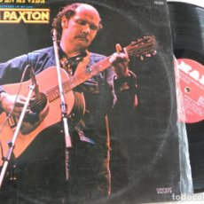 Discos de vinilo: TOM PAXTON - SOMETHING IN MY LIFE -LP 1975. Lote 135547734