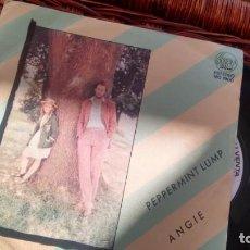 Discos de vinilo: SINGLE (VINILO)-PROMOCION- ANGIE AÑOS 70. Lote 135548778