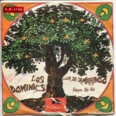 Dischi in vinile: LOS DOMINIC'S / PULPA DE TAMARINDO / VAMOS SHI SHI (SINGLE 1967). Lote 135556010