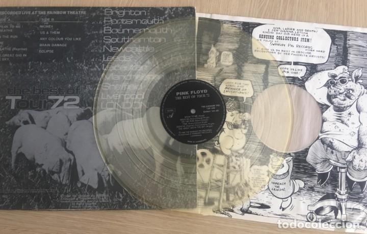 Pink Floyd The Best Of Tour 72 Lp Vinyl 199 Comprar