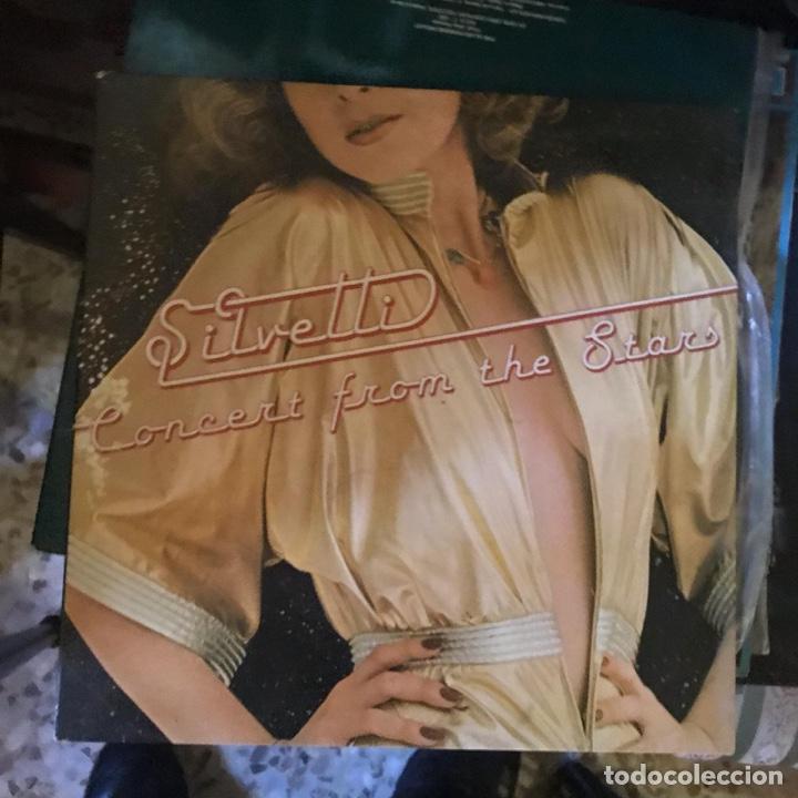 BEBU SILVETTI CONCERT FROM THE STAR. LP 33 RPM HISPAVOX 1978. (Música - Discos - LP Vinilo - Cantautores Extranjeros)