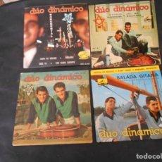 Discos de vinilo: VINILOS SINGLE DE DUO DINAMICO . Lote 135563750