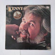 Discos de vinilo: KENNY ROGERS. - KENNY. LP. TDKDA37. Lote 135569218