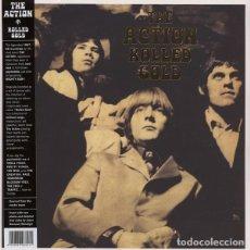 Discos de vinilo: LP THE ACTION ROLLED GOLD VINILO GARAGE SIXTIES MOD. Lote 296691883