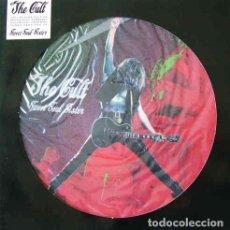 Discos de vinilo: THE CULT – SWEET SOUL SISTER, VINYL, 12 PULGADAS, SINGLE, PICTURE DISC, LIMITED EDITION. Lote 135573262