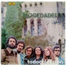 Discos de vinilo: MOCEDADES– MOCEDADES-5 - LP GATEFOLD SPAIN 1974. Lote 135575110