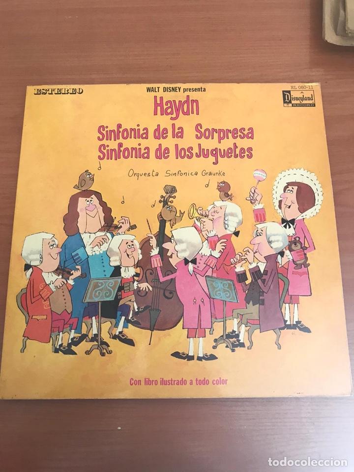 JAYDN SINFONÍA DE LA SORPRESA (Música - Discos de Vinilo - Maxi Singles - Orquestas)