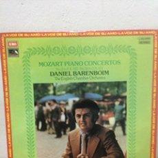 Discos de vinilo: DANIEL BARENBOIM. Lote 135577997