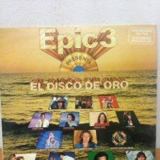 Discos de vinilo: EL DISCO DE ORO DE EPIC VOL 3 . LP. Lote 135578231