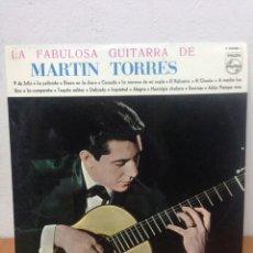 Discos de vinilo: MARTIN TORRES. Lote 135579454